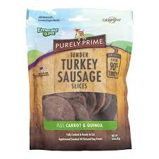 turkey-sausage